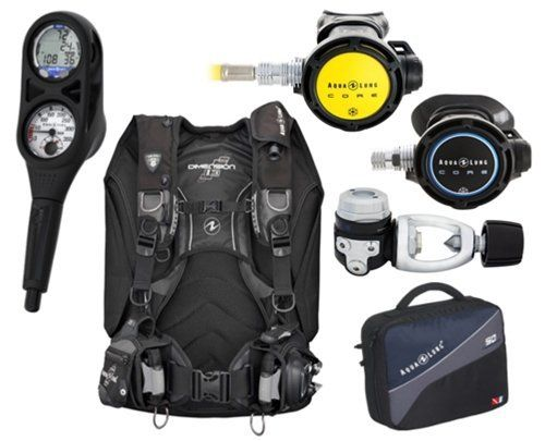 This package includes the Aqua Lung Dimension i3 Weight-Intergrated BCD, Aqualung Core Supreme Yoke Regulator, Aqualung Core Octopus, AquaLung i300 Dive Computer with Gauge and the Deep See by Aqua Lung Traveler 50 Regulator Bag. WP Site Guardian Professional Annual OTO (WPMC2) PLR MP3: Easy...