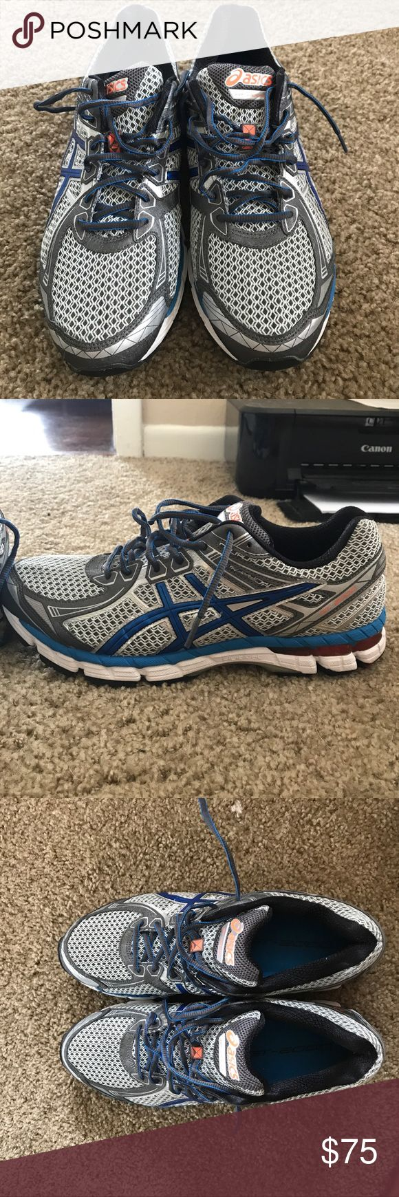 Needed a different style of running shoe Asics GT-2000 running shoe/great support and comfort/only worn once Asics Shoes Sneakers