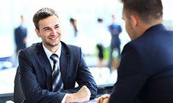 Das Fernstudienprogramm auf einen Blick: Fernstudium Betriebswirtschaft im Bachelor Studium und Fernstudium General Management im Master Studium.