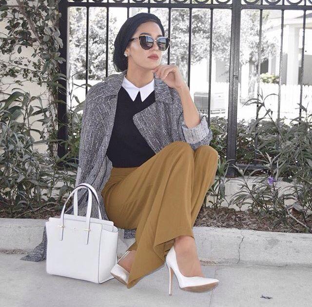 Sallyashour #hijabfashion