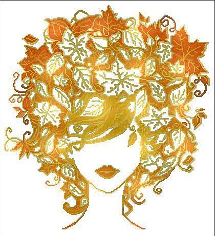 Madame Jesienna - dziewczyna-jesień-wzór.jpg