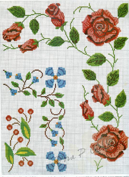 Gallery.ru / Фото #4 - Vintage Spanish - Realce - Dora2012