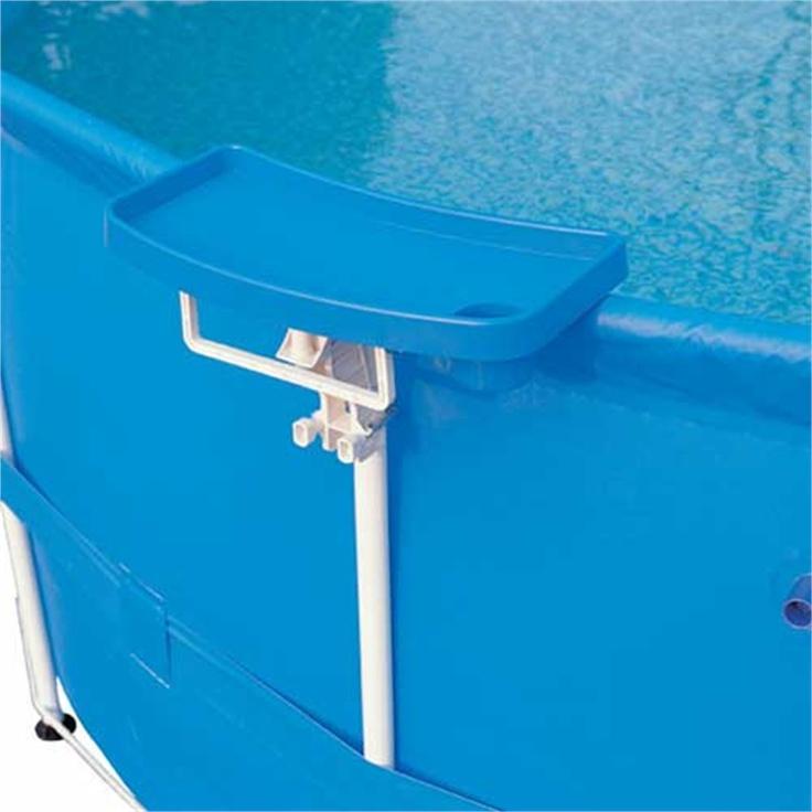 Bestway Pool Side Table 163 9 99 Pool Pinterest Tables