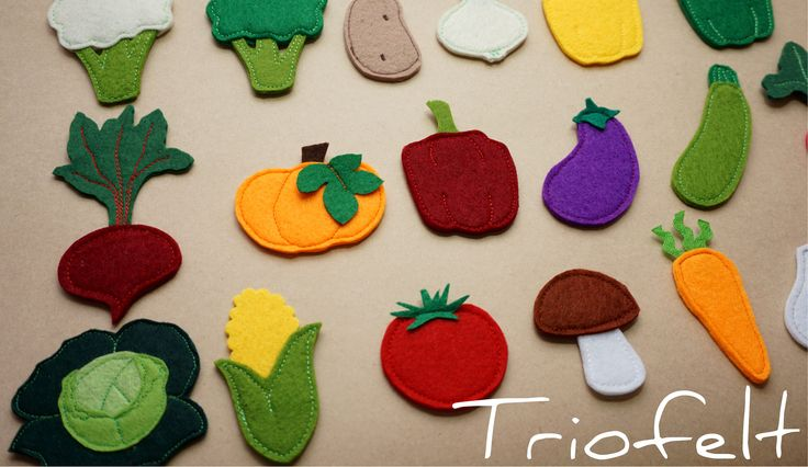 весь фрукты и овощи из фетра картинки больше появляется