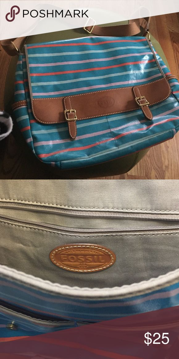 Fossil over the shoulder bag Fossil bag Fossil Bags Shoulder Bags