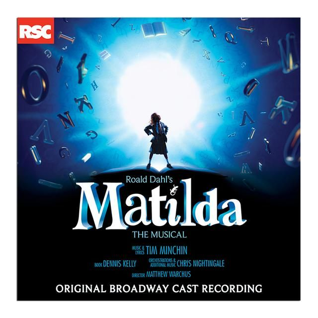 Check out Matilda Broadway Cast Recording   on @Merchbar.