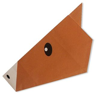 Как сделать лошадку оригами - Поделки с детьми | Деткиподелки