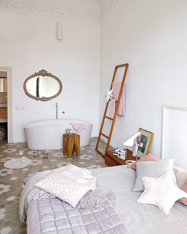 Méchant Design: light pink in Barcelona - Retox Pinterest picks, RetoxMagazine.com
