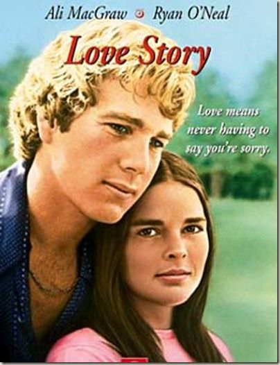 Directed by	Arthur Hiller  Produced by	Howard G. Minsky  Written by	Erich Segal  Starring	Ali MacGraw  Ryan O'Neal  John Marley  Ray Milland  Music by	Francis Lai  Cinematography	Richard C. Kratina  Editing by	Robert C. Jones  Studio	Love Story Company  Paramount Pictures  Distributed by	Paramount Pictures  Release date(s)	December 16, 1970