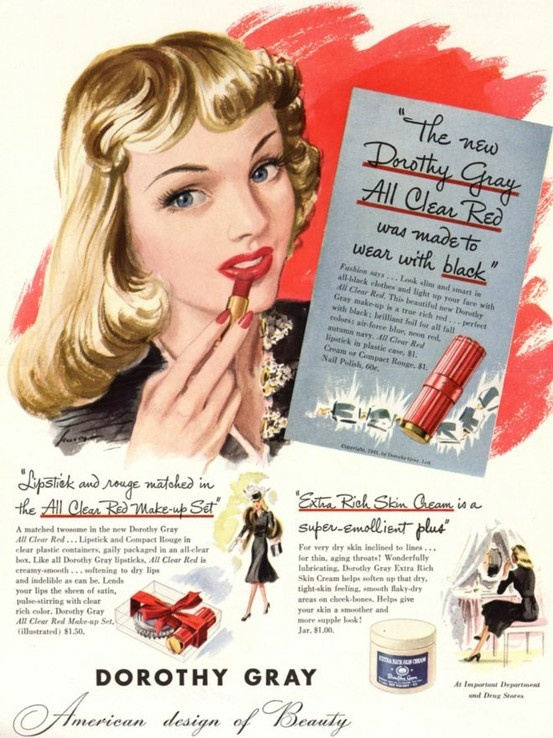 521 best 1940s Advertising images on Pinterest | Vintage ...