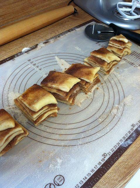 Cinnamon Sugar Pull-Apart Bread | Recipe