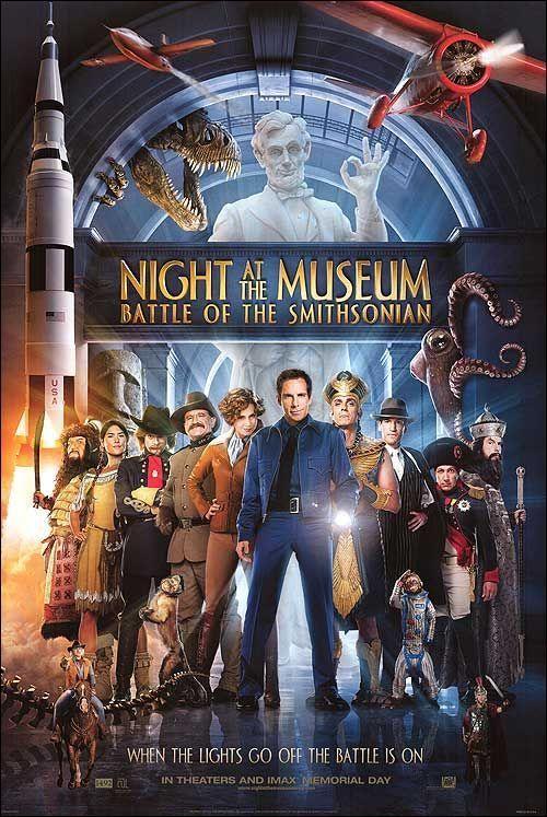 Noche En El Museo 2 (2009). 4 - Absurda