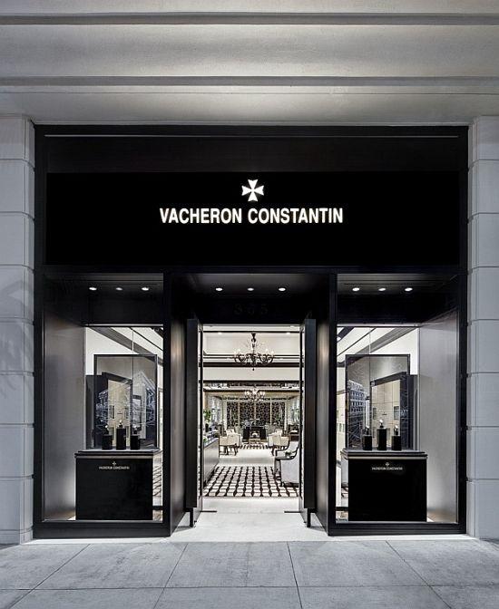 WEB LUXO - NEGÓCIOS: Vacheron Constantin abre boutique em Beverly Hills