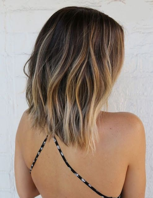hair style bob best 25 sombre hair ideas on 9329