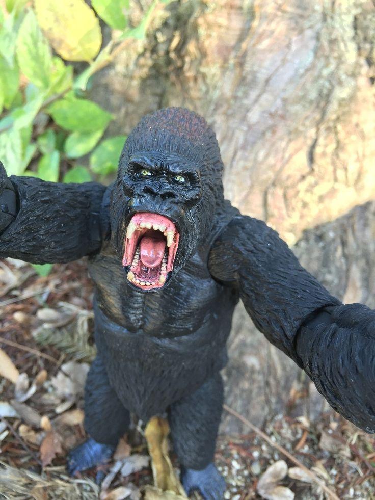 NECA社製 猿の惑星 新世紀 ゴリラのルカ