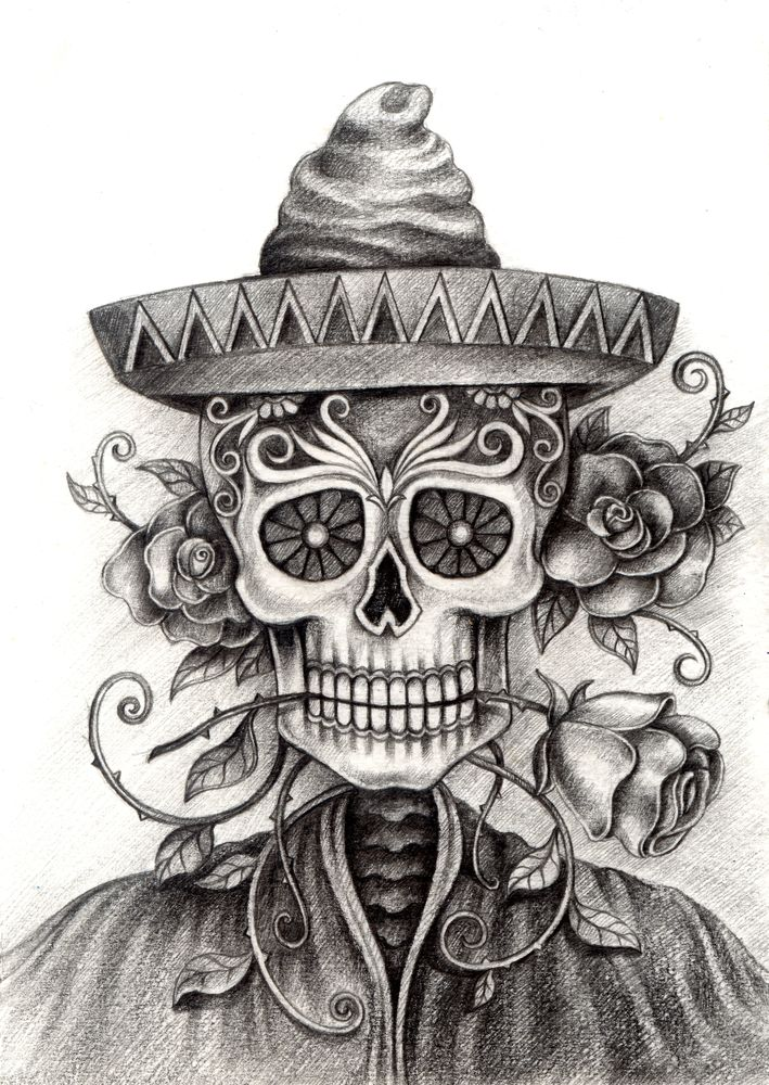 22 best dia de los muertos images on pinterest sugar for Day of the dead craft supplies