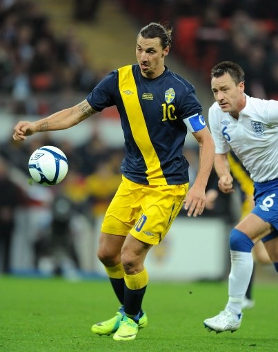 Zlatan Ibrahimović, Sweden