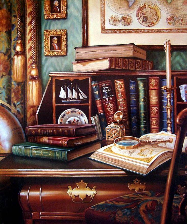 Американская художница Judy Gibson - живопись для настроения. Обсуждение на LiveInternet - Российский Сервис Онлайн-Дневников