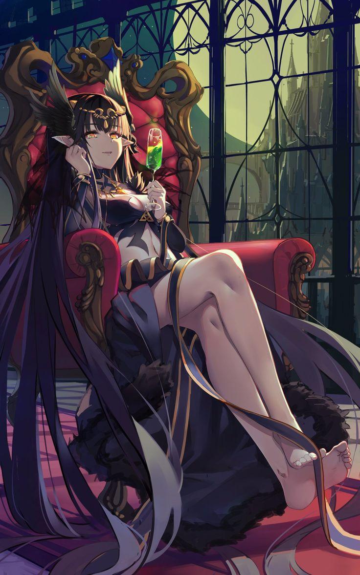 Pin by CJ on Fate semiramis Anime warrior, Anime, Anime