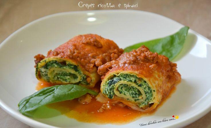 Crepes ricotta e spinaci (3)