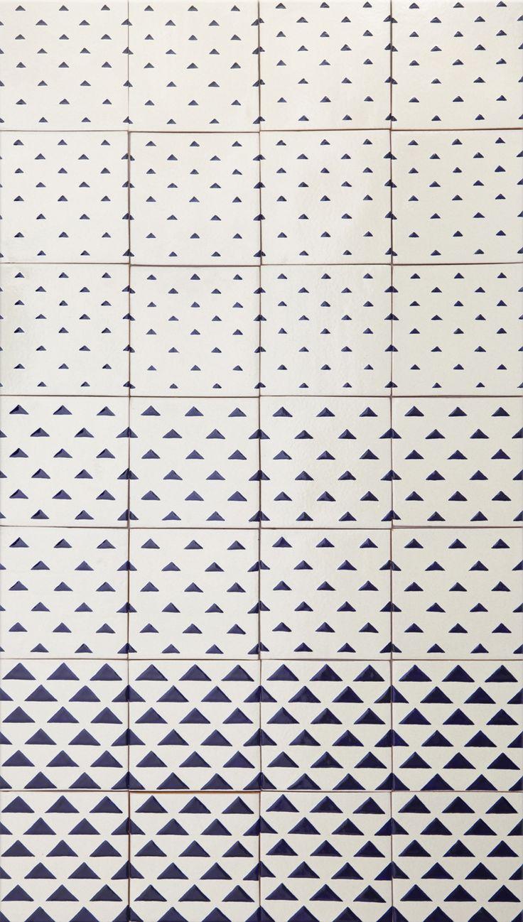 VICCO tiles | design by davidpompa | Uriarte Talavera tiles | handpainted | handmade in México