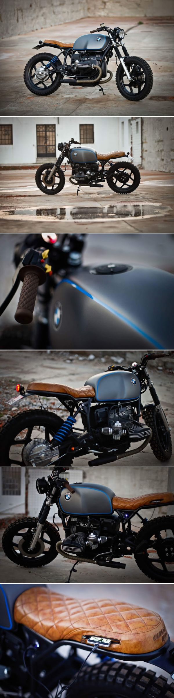 BMW R80 RT by Diogo Oliveria of Classic Way Garage