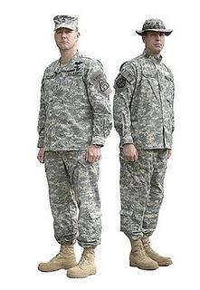Army Combat Uniform