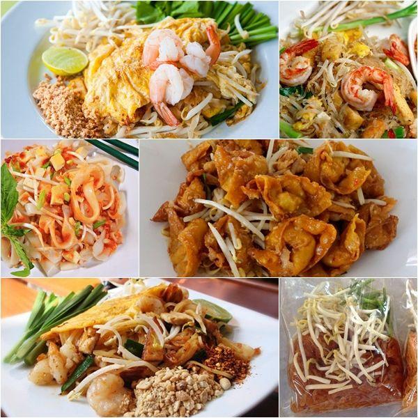 สูตรผัดไทย 6 วิธีทำผัดไทย เติมสีสันให้เมนูเส้นมีสไตล์ ทำง่ายอร่อยก้องโลก