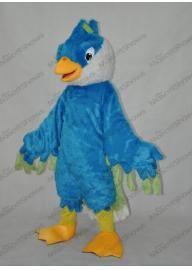 Mascotte de Déguisement aigle oiseau bleu Costumes...