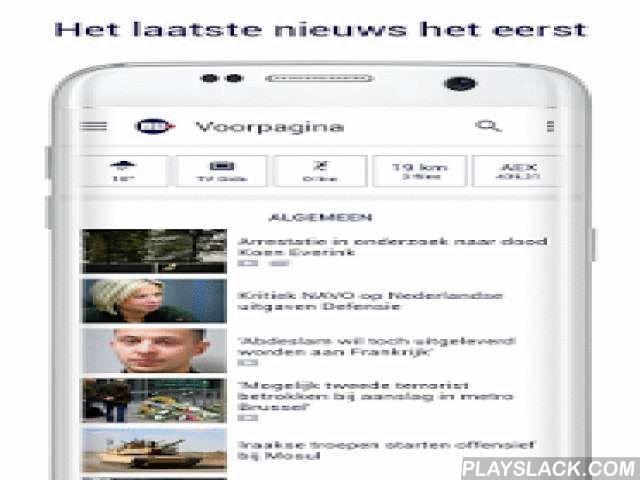 NU.nl  Android App - playslack.com ,  Download nu de nieuwe app van NU.nl, de meest gelezen nieuws-app van Nederland. Lees het laatste nieuws het eerst op NU.nl: snel, betrouwbaar, overzichtelijk en gratis.Functies:- Lees altijd het laatste nieuws én het nieuws van straks in de rubriek 'Dit wordt het nieuws'-Bekijk ook de laatste video's en kijk live naar de UEFA Champion League - Slideshows in retina beeldkwaliteit- Volg actuele nieuwsdossiers en achtergrondverhalen- Volg jouw favoriete…