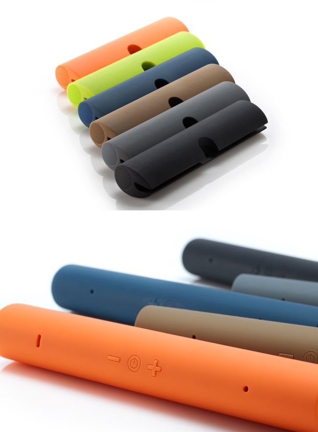Zooka Wireless Speaker Bar for iPad