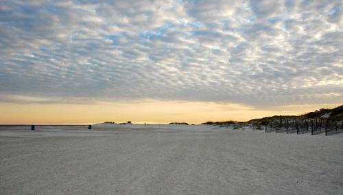 Wrightsville Beach from Shell Island Resort