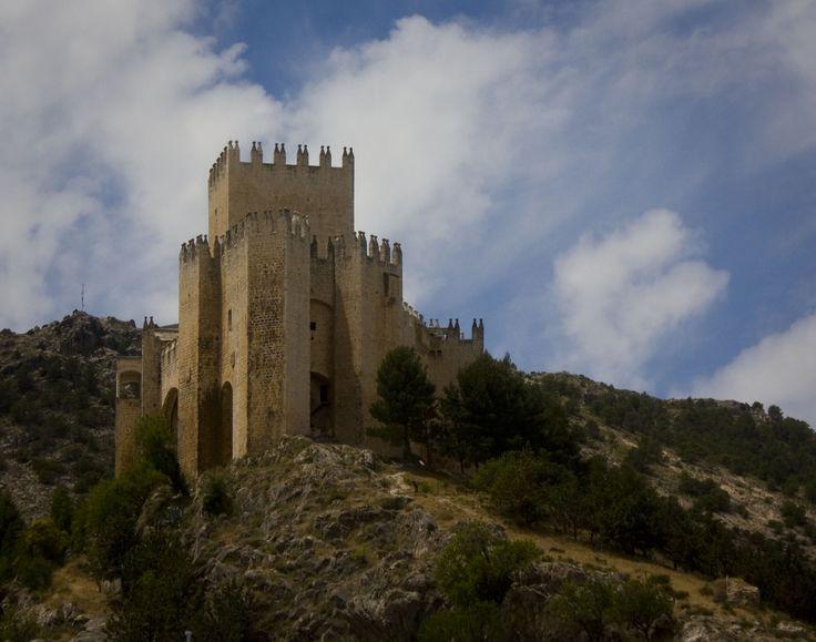 Castillo de los Fajardo - Andalucia, España,  Spain