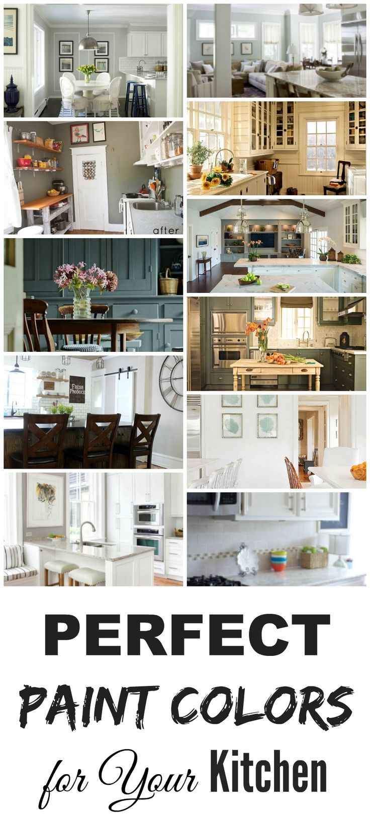 17 best images about diy home decor magazine on pinterest for Suggested paint colors for kitchen