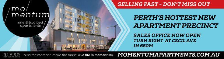 Momentum Apartments Supersite Billboard