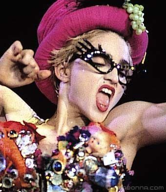 "madonna who's that girl | Madonna ""Who's That Girl Tour"" Screenshots - Madonna Image (19724449 ..."