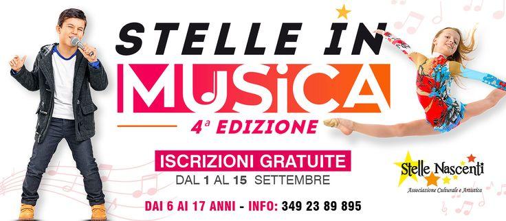 Stelle in Musica - 4^ Edizione - Eventi Parco Corolla