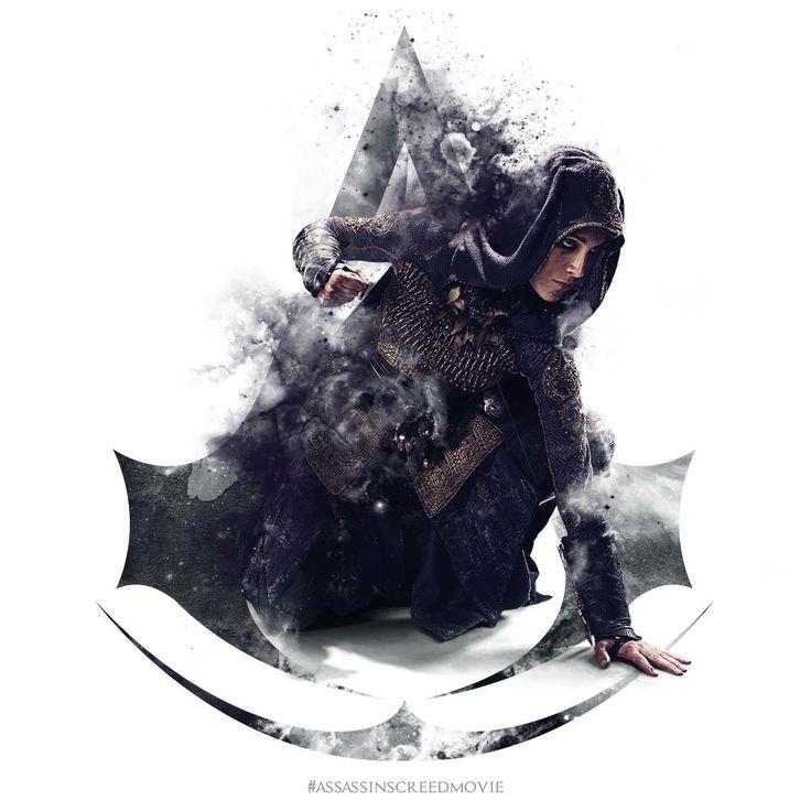 Assassin's Creed Movie Promo Maria