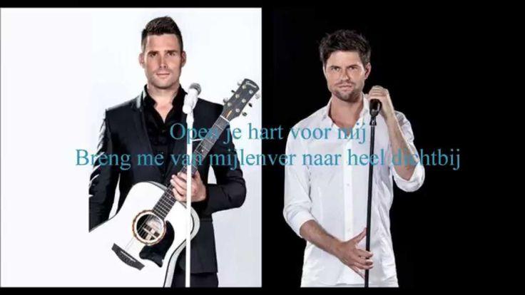 Open Je Hart - Nick en Simon (lyrics)