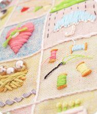 Awesome stitching!