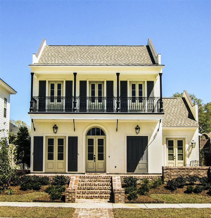 25 best ideas about acadian homes on pinterest country for Custom built house plans