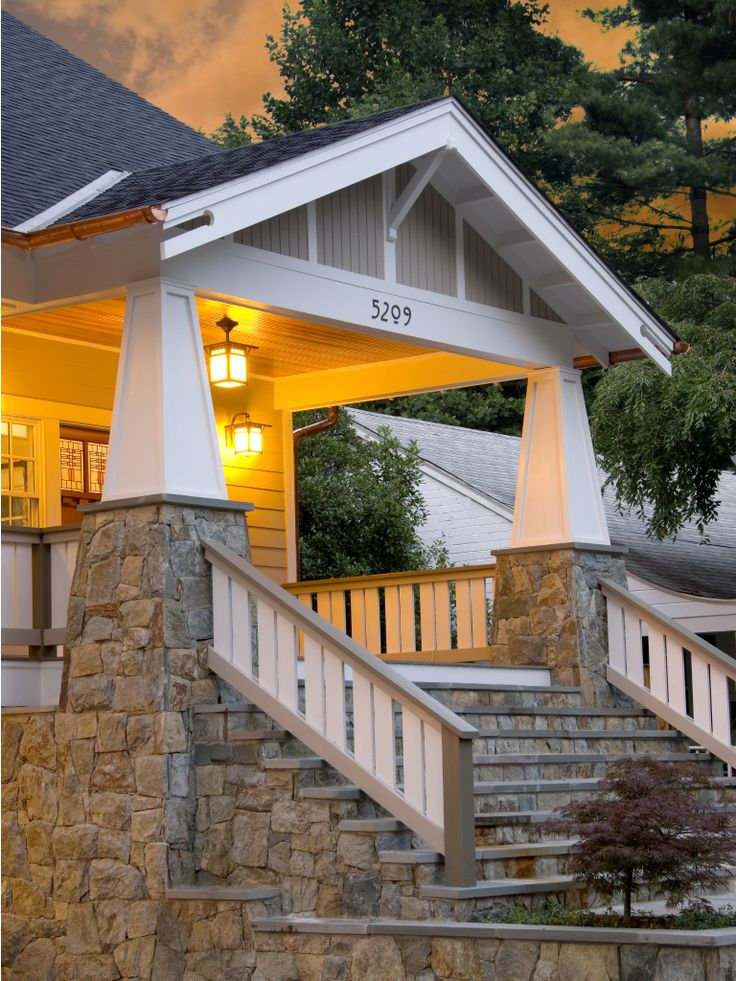 Bungalow Home Exterior Design Ideas: Best 25+ Craftsman Style Interiors Ideas On Pinterest