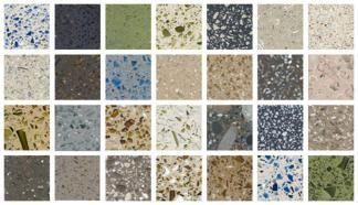 En varios sitios encontré información del reciclaje del vidrio el cual se mezcla diferentes materiales como concretos, resinas y otros elementos esto con la finalidad de darle diferentes usos y rea…