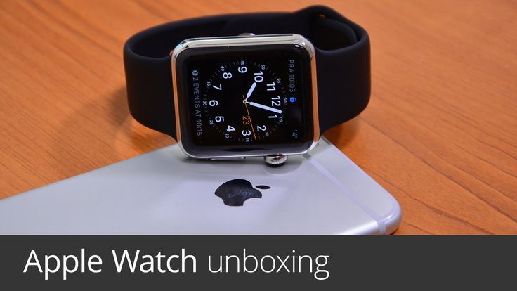 cool Apple Watch (unboxing) Check more at http://gadgetsnetworks.com/apple-watch-unboxing-4/