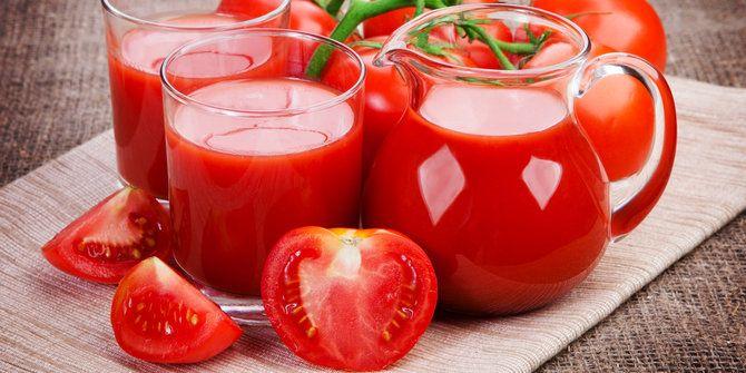 Mengecilkan Perut Dengan Jus Tomat ? - http://caralangsing.net/kesehatan/mengecilkan-perut-dengan-jus-tomat/