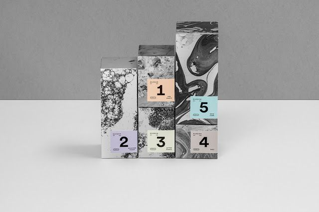 Barbon on Packaging of the World - Creative Package Design Gallery
