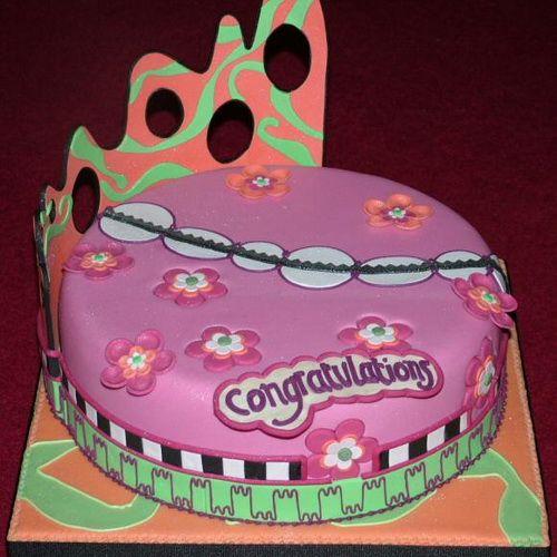Spilled Nail Polish Cake: 250 Best Birthday Cakes Images On Pinterest