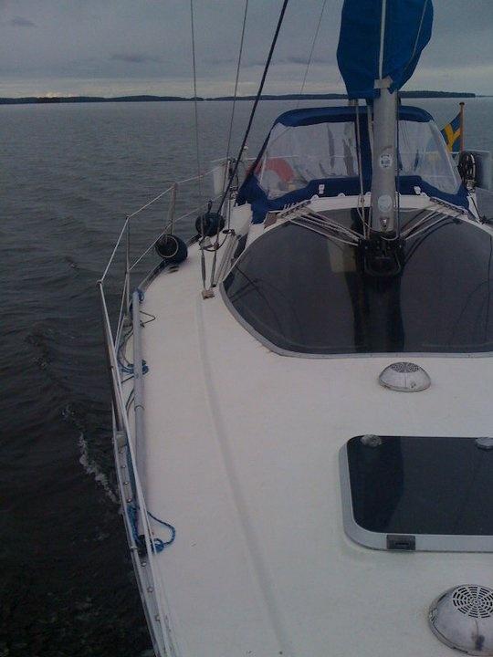 En vecka kvar till sjösättning
