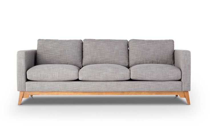 Jovili Chantelle - Austria Dark Grey Sofa