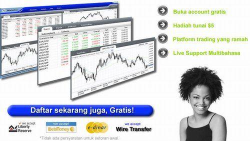 Forex marketiva indonesia курс юаня онлайн форекс